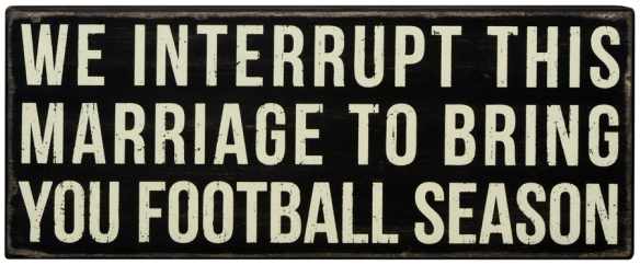 Football Marriage